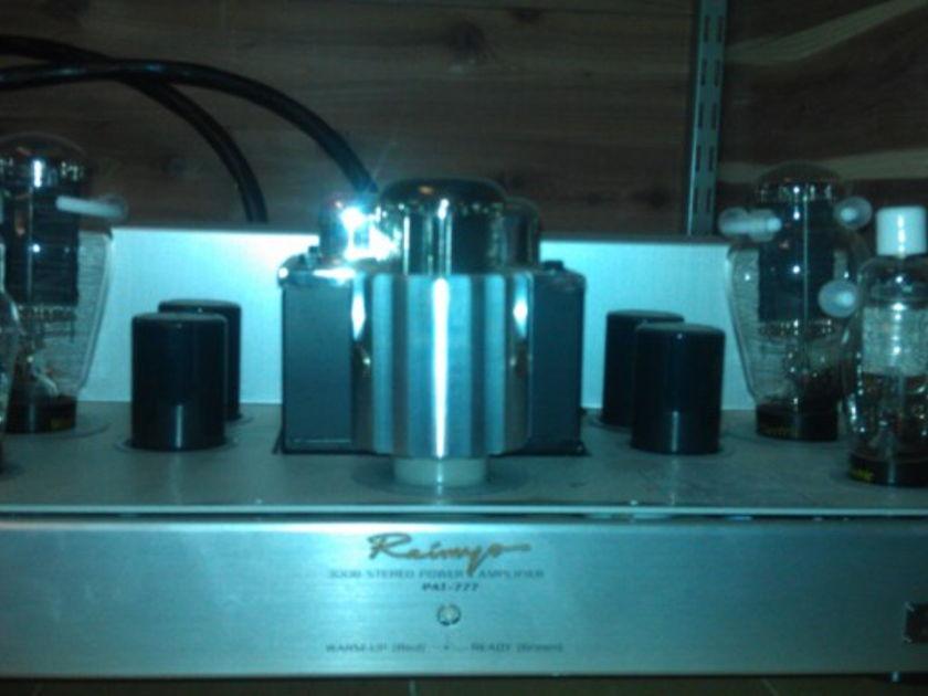 Reimyo  ( Harmonix ) PAT-777 Single ended 300B stereo amp