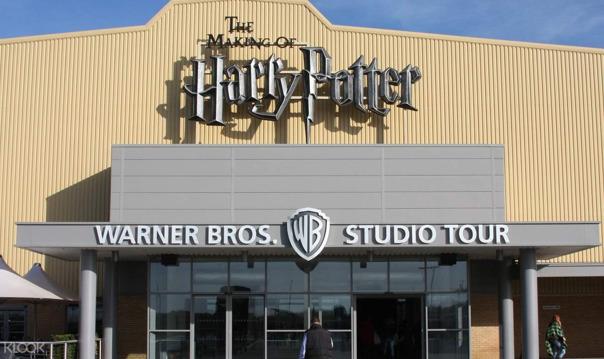 Гарри Поттер тур – поездка на киностудию Warner Brothers