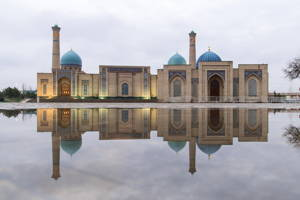 An amazing roadtrip between Bukhara and Samarkand