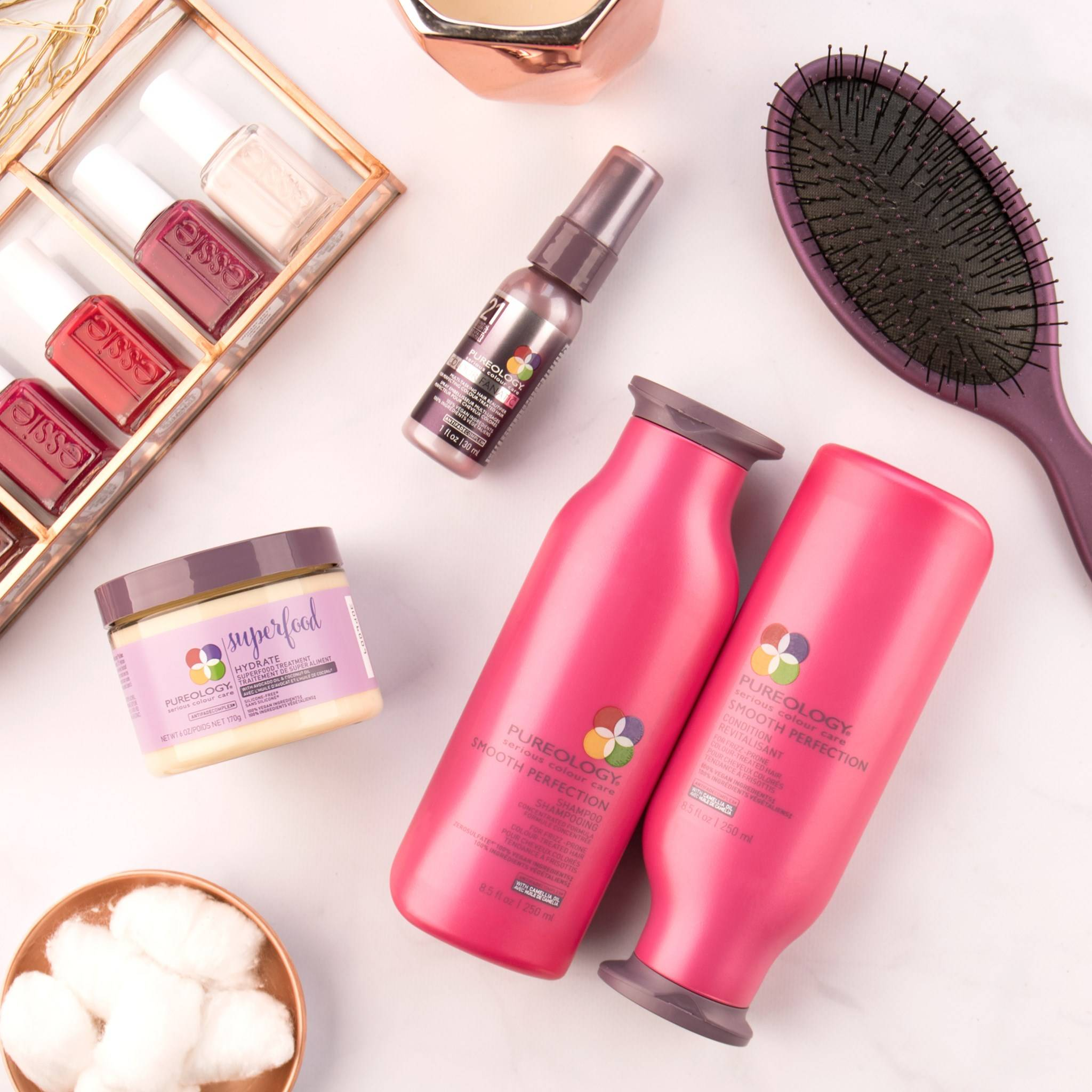 Smooth Perfection | Pureology | retailbox.co.za