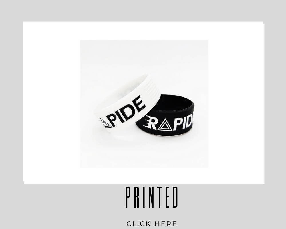 Corporate Custom Printed Wristband