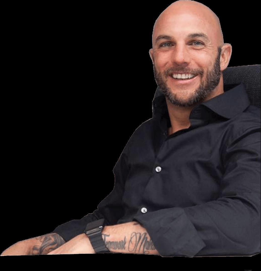 Reed Silbermen, Founder and Owner of Ink Monstr - Boss Monstr