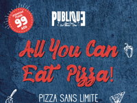 ALL YOU CAN EAT PIZZA  image