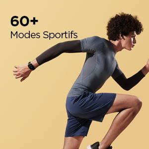 Amazfit Bip U - 60+ Modes Sportifs