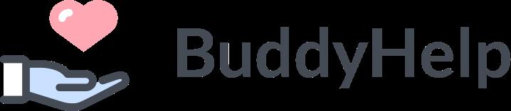 Buddyhelp logo dark