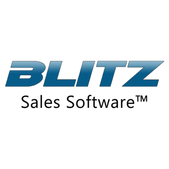 Blitz Sales Software Scholarship Logo