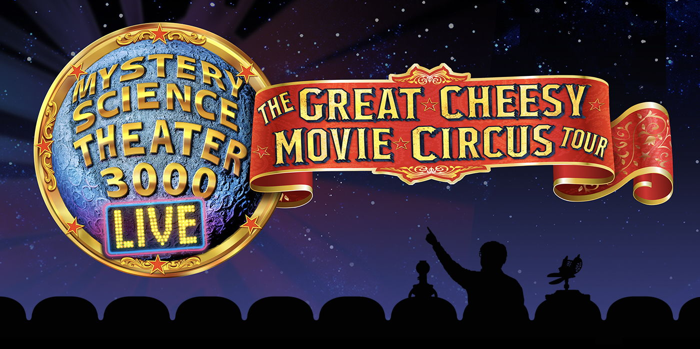 Mystery Science Theater 3000 Live at the Shubert Theatre
