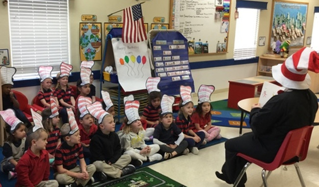 Read Across America Day 2020