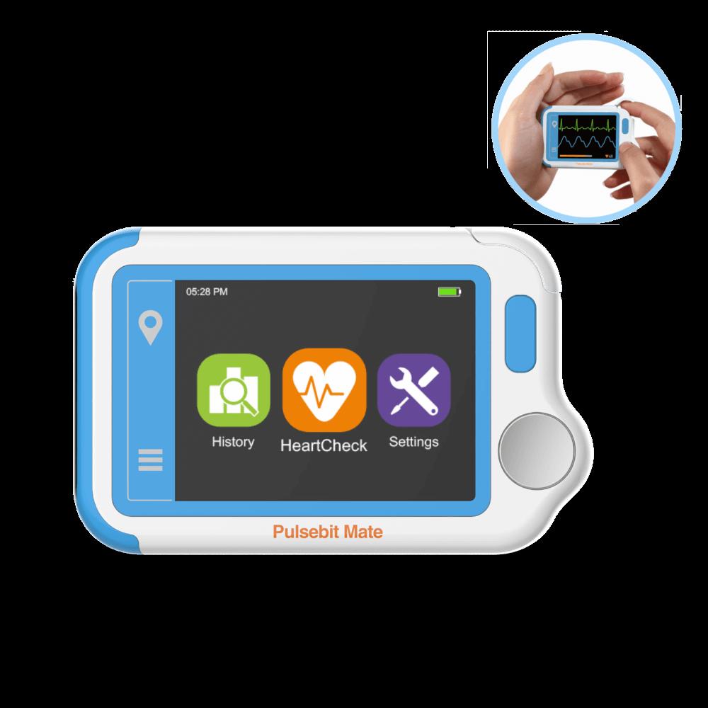 Wellue VisualBeat™ Heart Rate Monitor