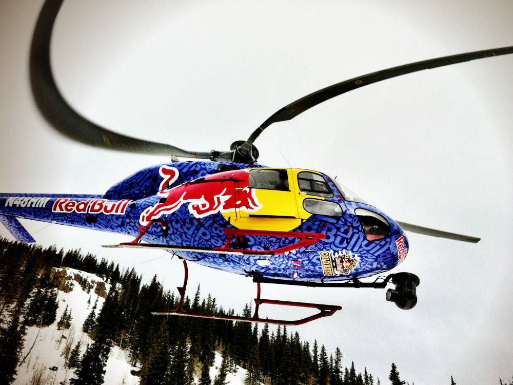 Our Work with Red Bull