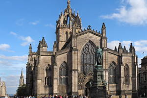 Royal Mile Guided Walking Tour