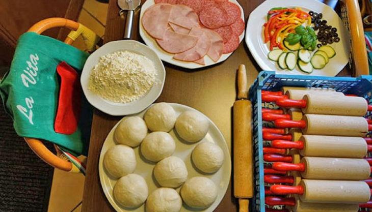 ristorante la vita kinderbackschule