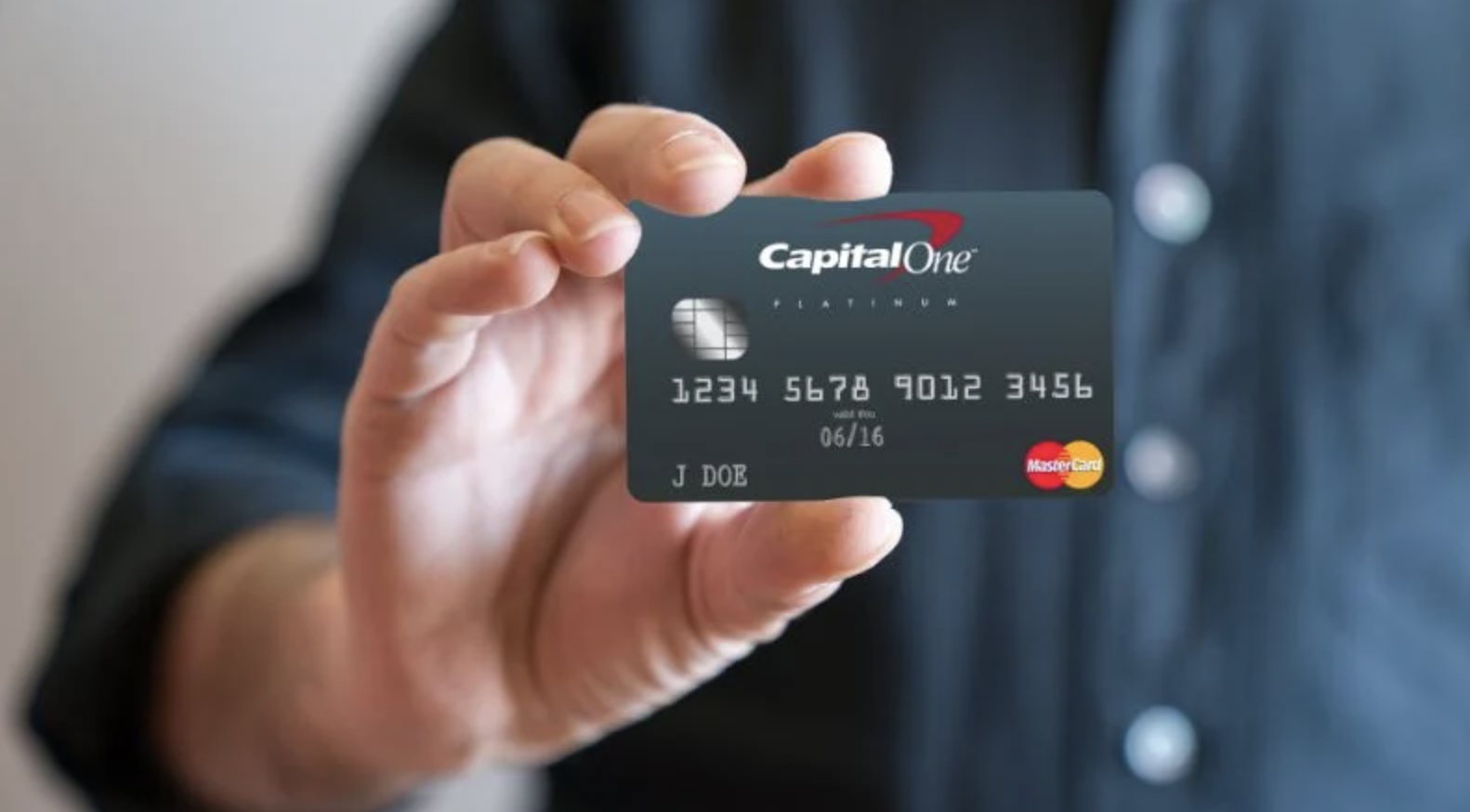 How to request the Secured Mastercard®️ credit card from Capital