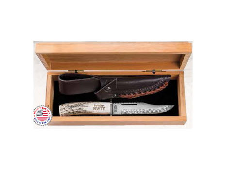 2018 Knife of the Year in Wooden Box