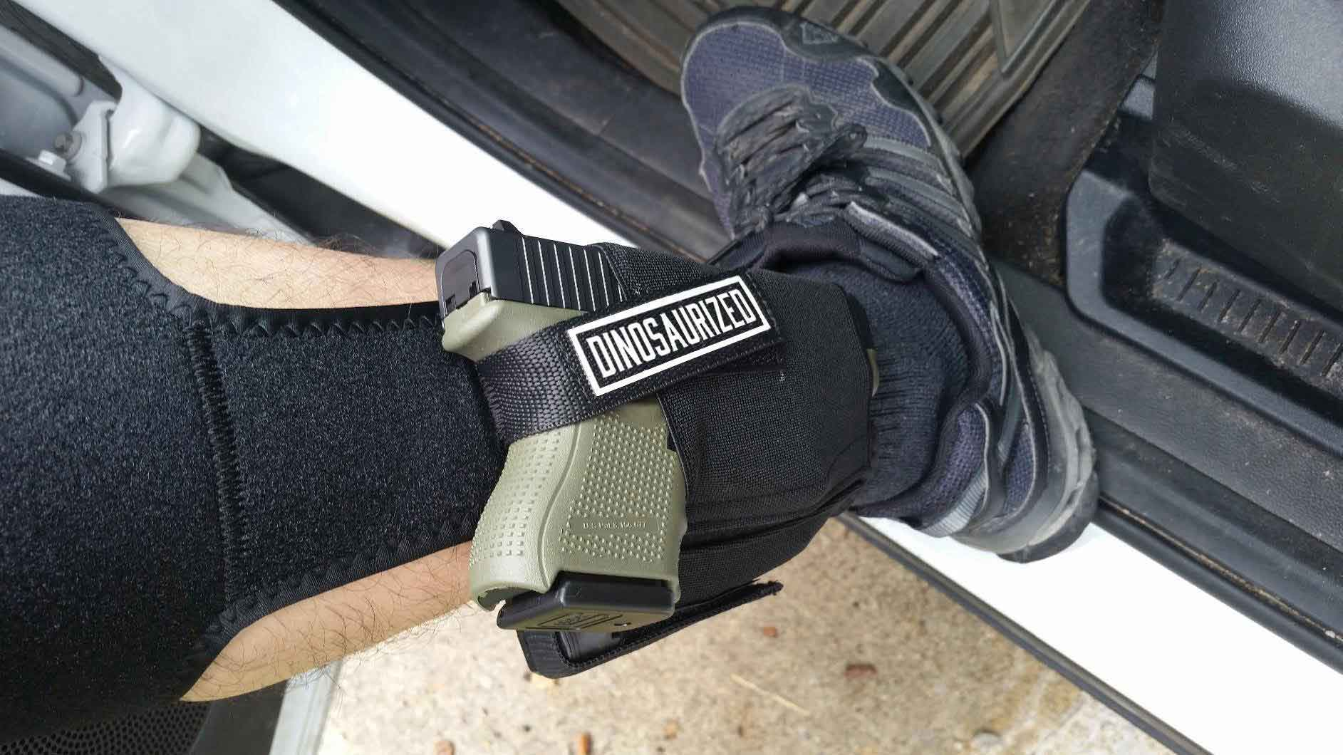 ankle leg holsters