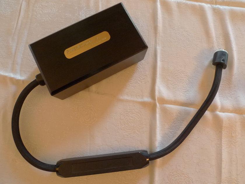 Transparent  Power Isolator XL  w 3' cord