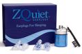 ZQuiet Advanced Sleep Earplugs complete package