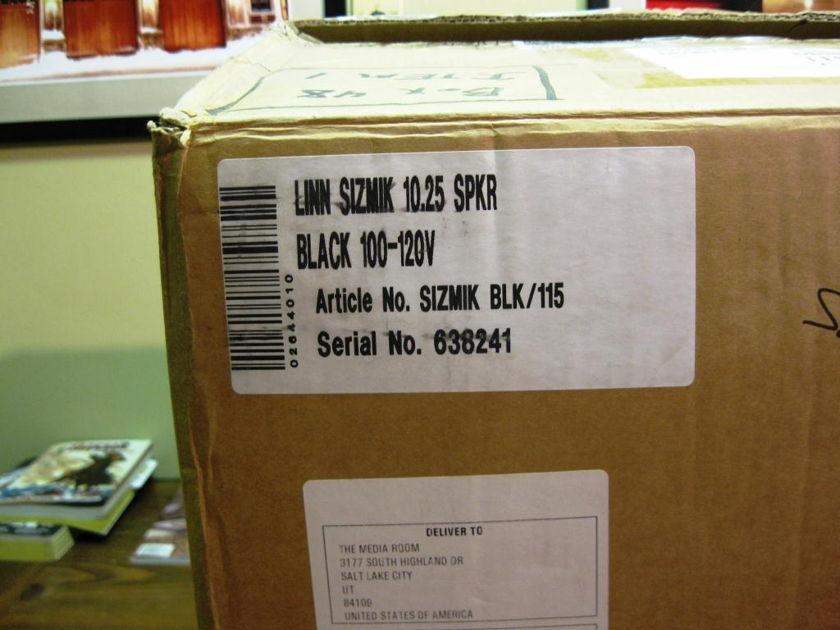 Linn Sizmik 10.25 sub-woofer NEW IN THE BOX!!