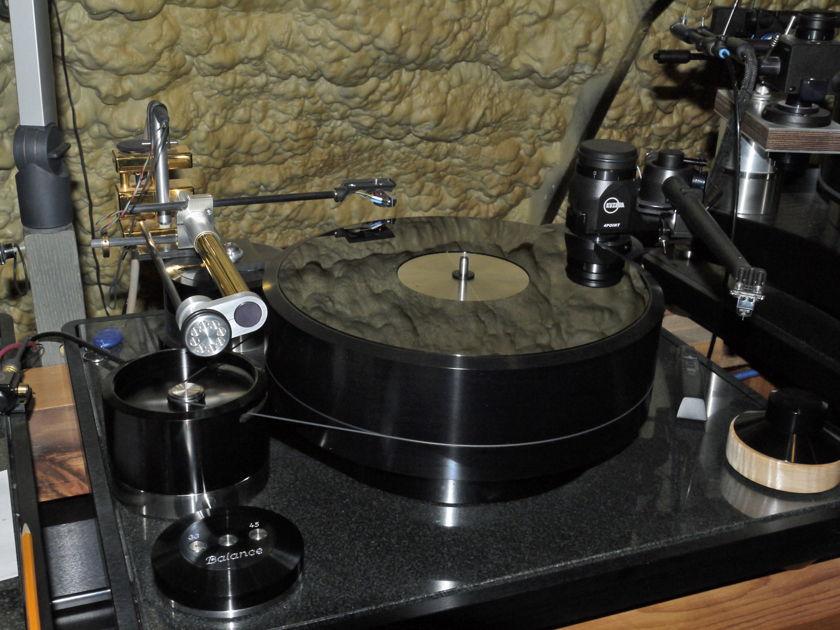 Brinkmann Audio Balance 2 Arm Table
