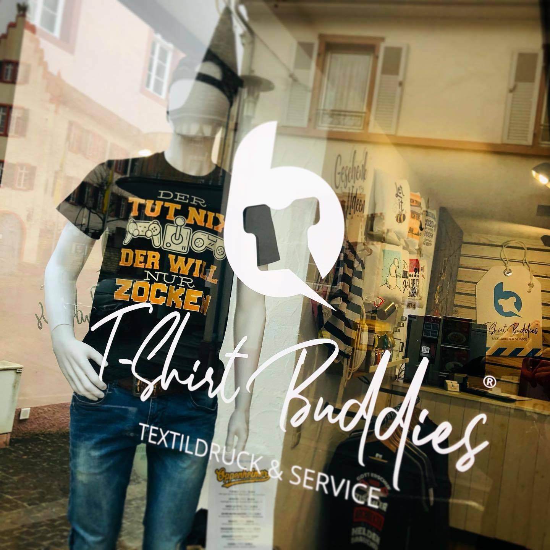 T-Shirt Buddies Showroom in Oppenheim