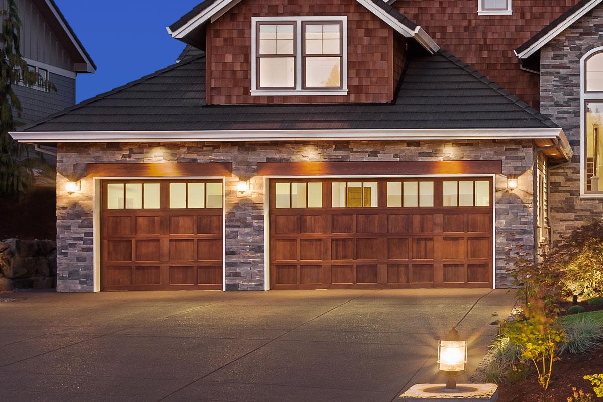 Entretien de votre porte de garage avant que l'hiver arrive