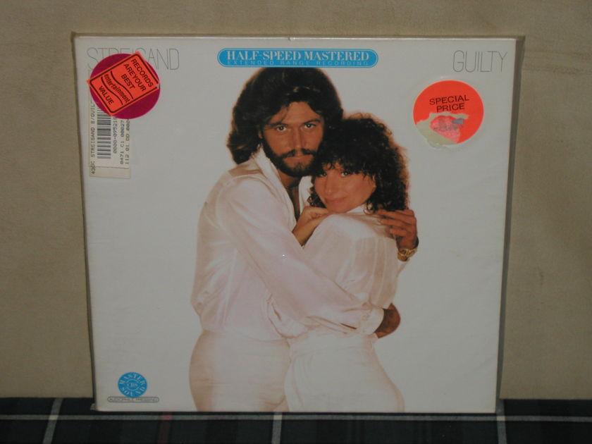 Barry Gibb/Barbra Steisand - Guilty HALF SPEED SEALED Still sealed from 1981