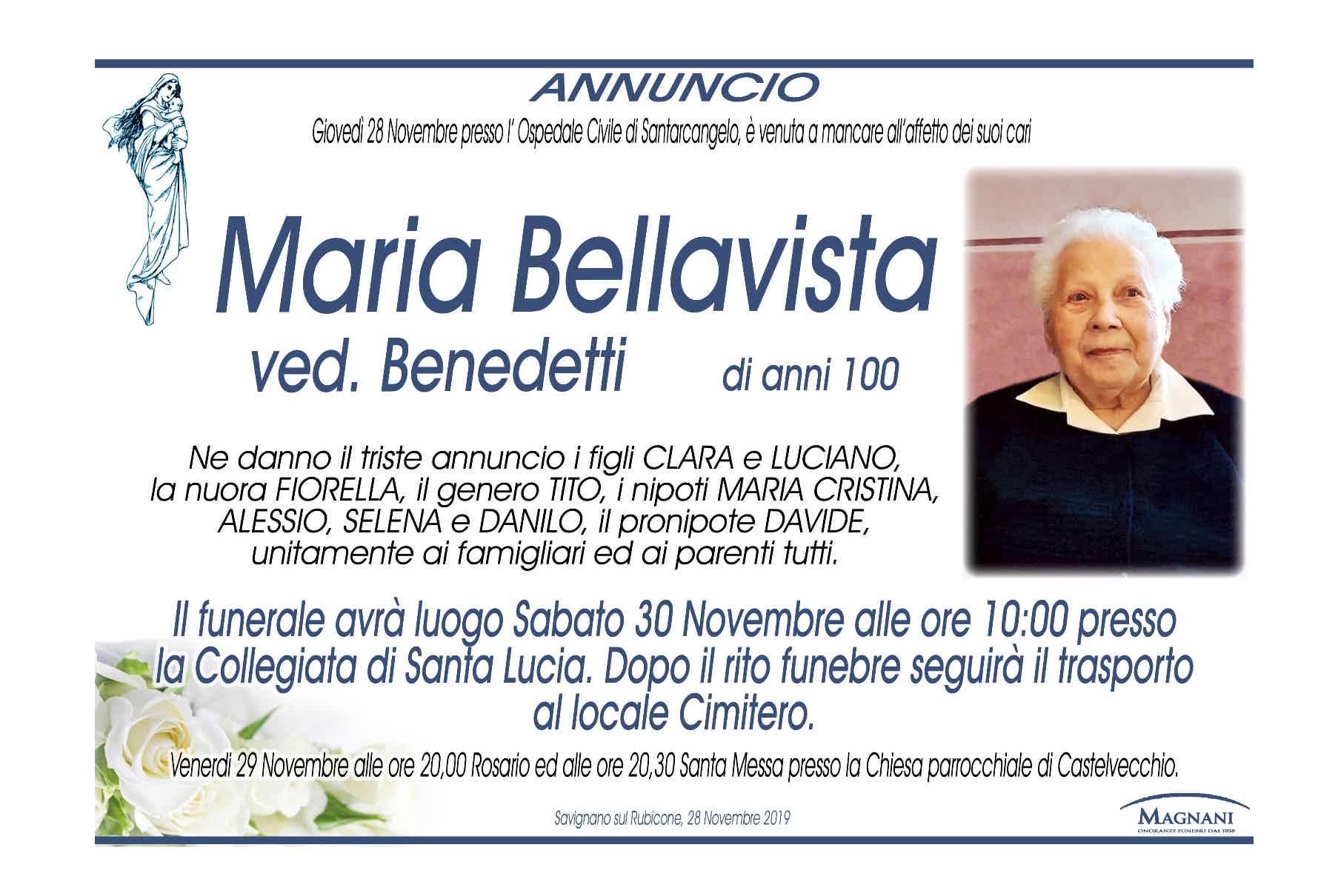 Maria Bellavista