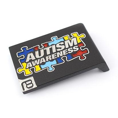 Autism Awareness Custom Belt Buckle