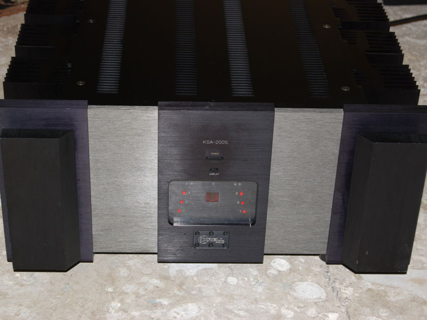 KRELL KSA 200S SOLID STATE