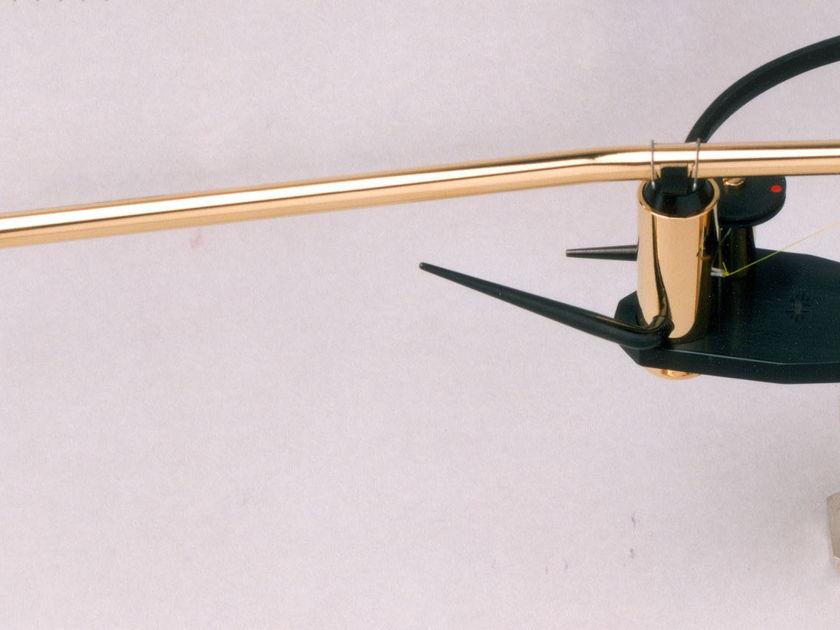 MOERCH MORCH  DP6 tonearm Elegant, Versatile