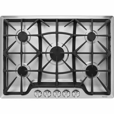 KENMORE 30″ COOKTOP STAINLESS