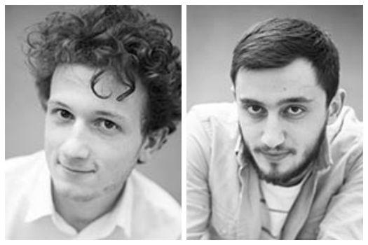 """Дэвид Пилия и Осман Абухба: усердно работаем над """"Игроком"""""""