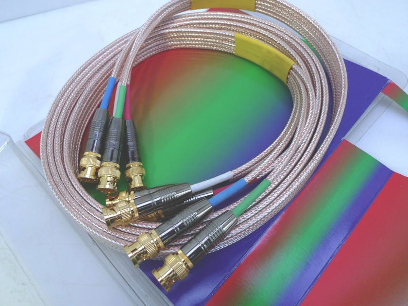WANTED: NORDOST - SilverScreen Component Video cable