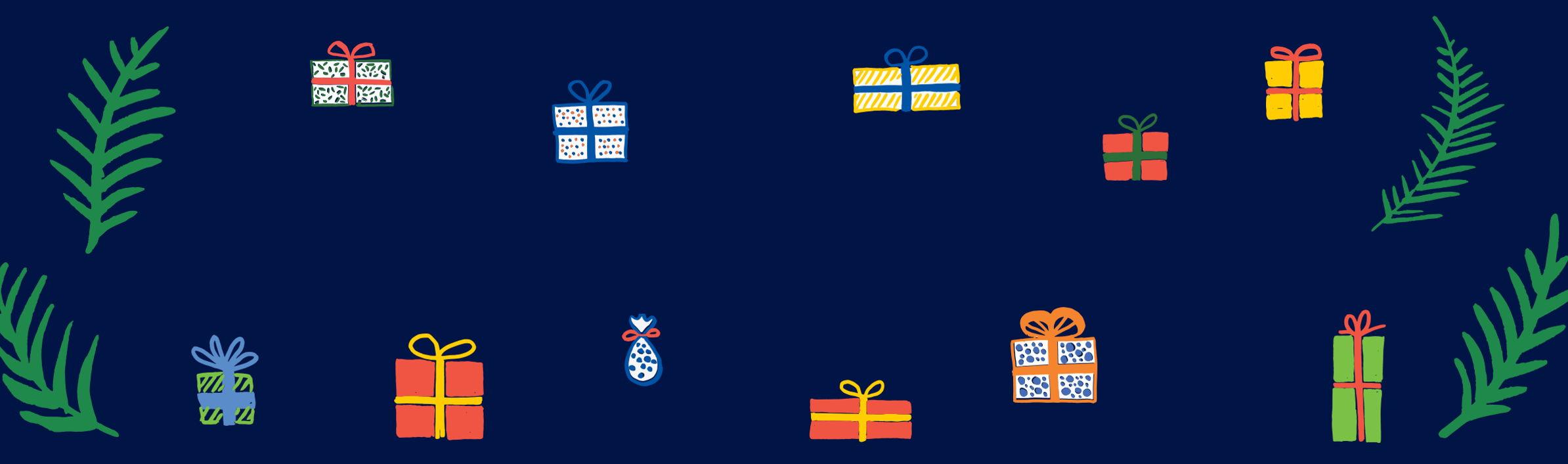 Новогодний «Ламбада-маркет»