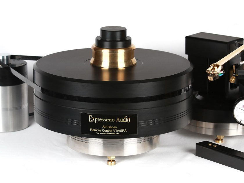 EXPRESSIMO AUDIO REMOTE CONTROL VTA /SRA A1 SERIES TURNTABLE