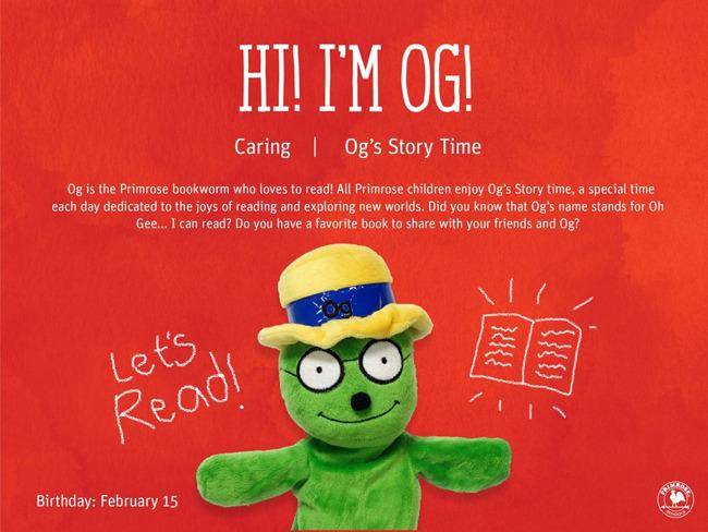 Og the bookworm, February 2020