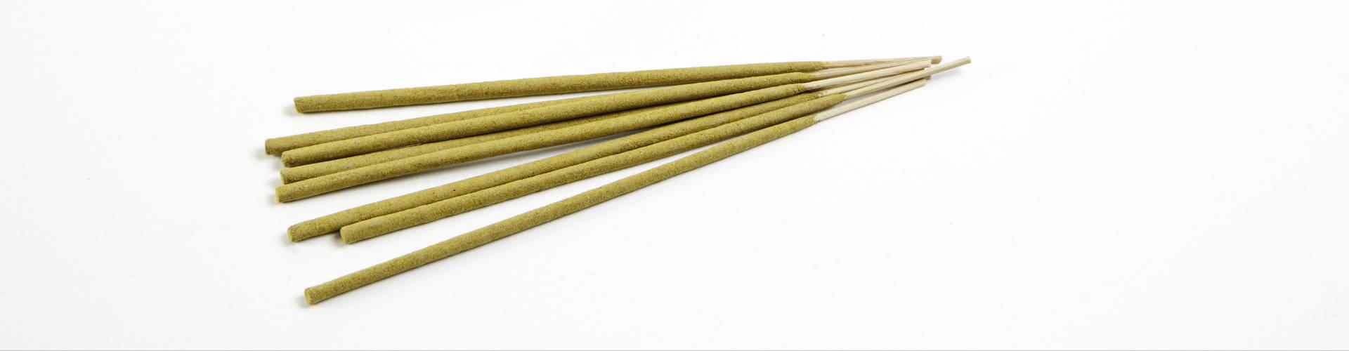 bamboo sandalwood incense sticks
