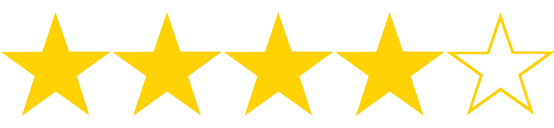 4 star icon 23