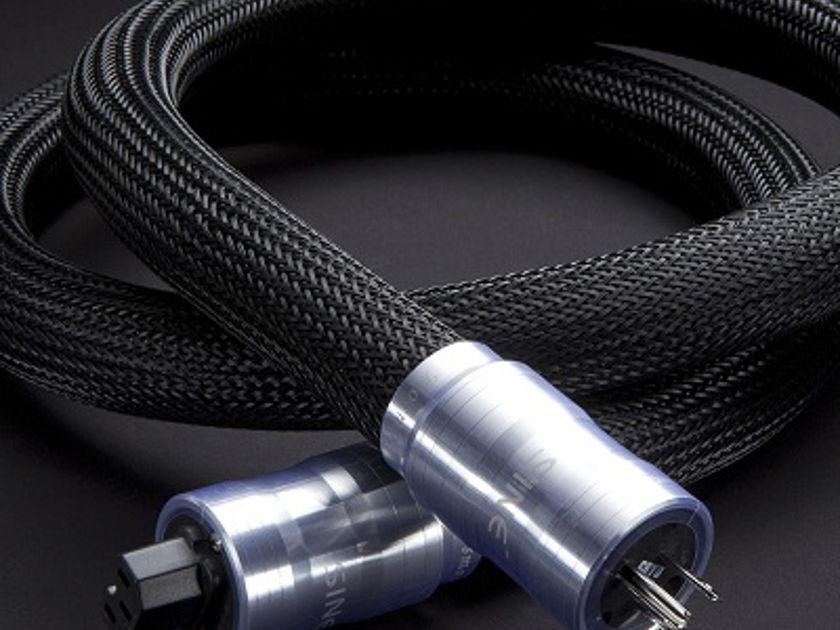 SINE Kosmos - super alloy cryo cycled Power Cord 1.5M