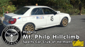 Mt. Philo Hillclimb