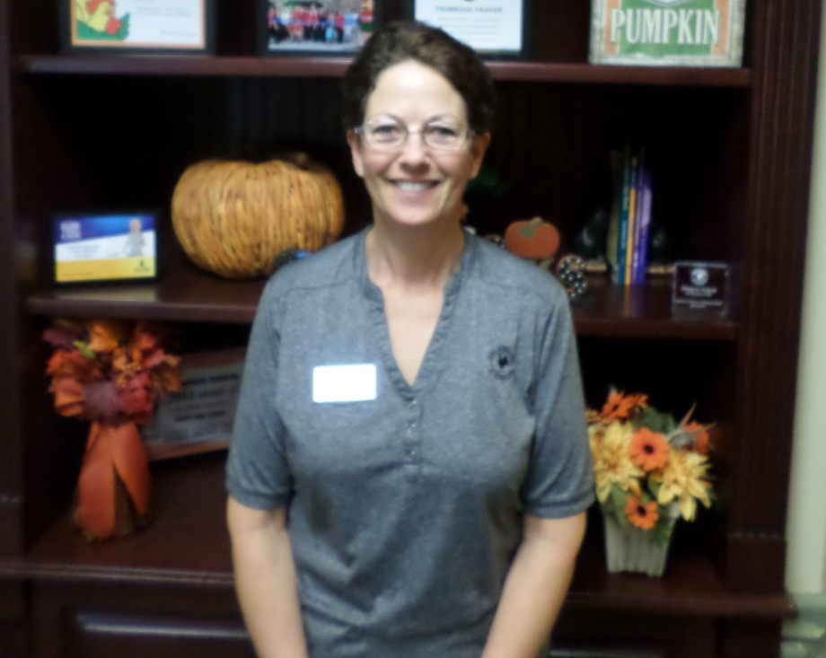Mrs. Anne Dulin , School Chef
