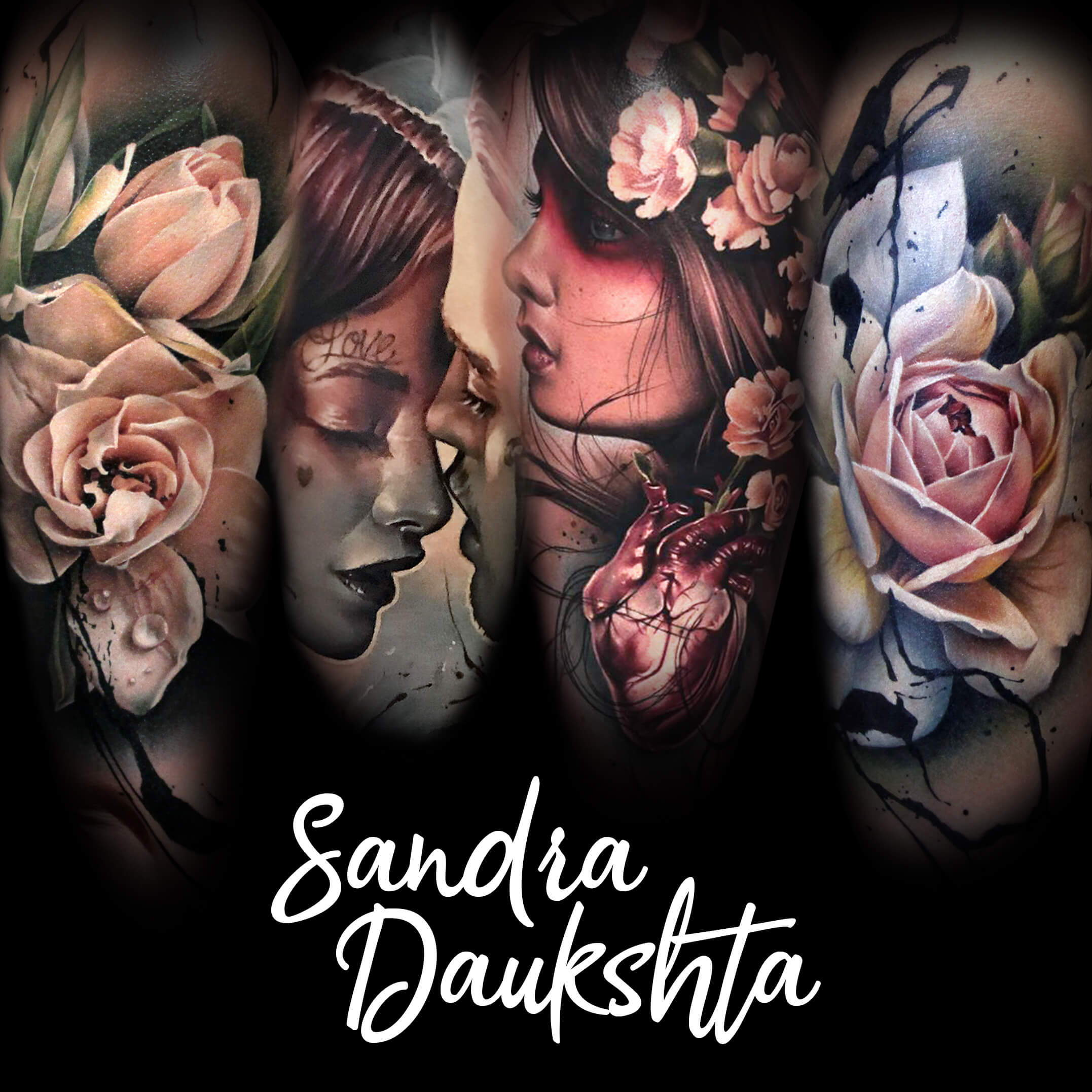 Sandra Daukshta Pro Series Set