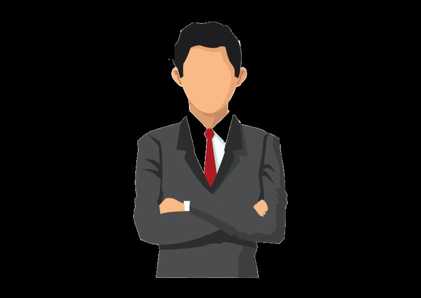 OBI Banner Businessman Image