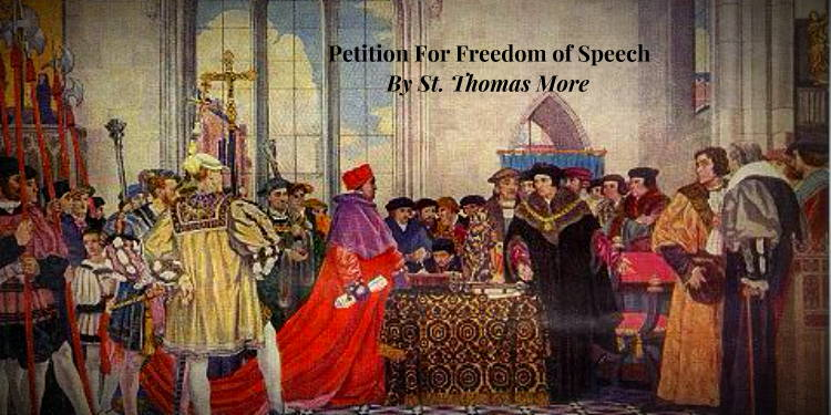 Free speech, speak up, don't be silent, silent no more, petition,