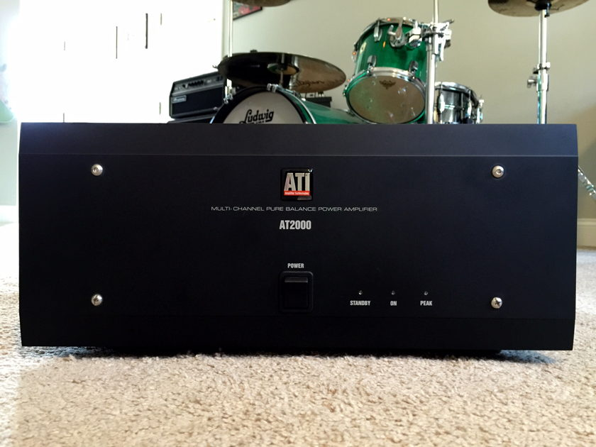 ATI AT-2005 Excellent Condition w/ Brand New Factory Packaging!