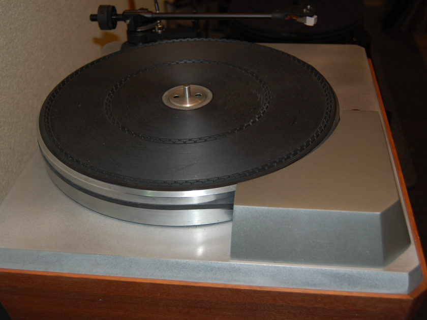 Empire Troubadour 398 with Systemdek Profile 1 Tonearm and Rega Carbon Cartridge