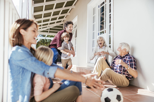 Monza - Multigenerational homes are more popular than ever. Here's why.