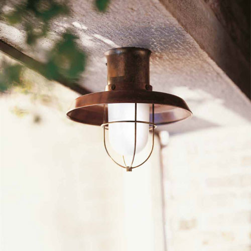 exterior ceiling lights