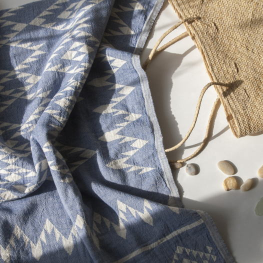 Пештемаль  (полотенце для спа, бассейна, пляжа, babycare...), 100% хлопок