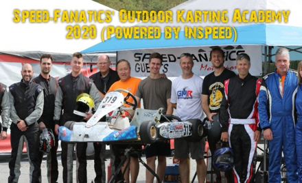 SpeedFanatics' Outdoor Karting Academy 2020-4
